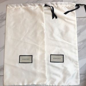 Gucci Dust Bags